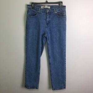 Harley Davidson Straight Leg Jeans size 10P